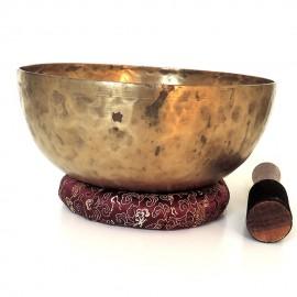 Cuenco Tibetano Jambati Calidad Extra 138