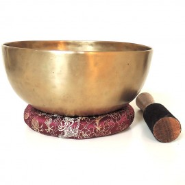 Cuenco Tibetano Jambati Calidad Extra 154