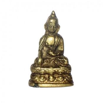 Figura Buda Bronce