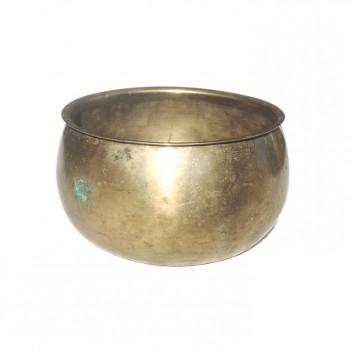 Cuenco Tibetano Antiguo único XS