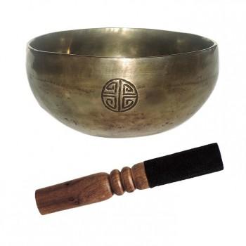 Cuenco tibetano 7 metales M