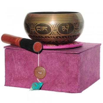 Pack Regalo Cuenco Tibetano Nepal